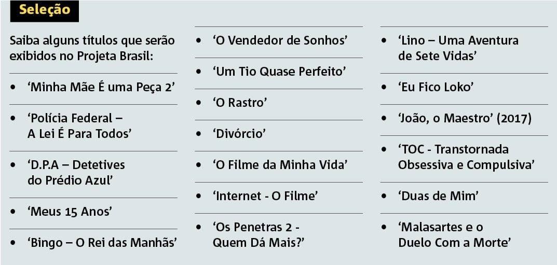 filmes brasileiros - cinemark