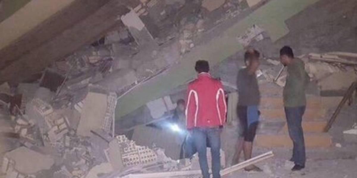 Terremoto de 7.2 sacude la frontera entre Irán e Irak