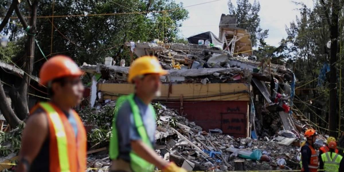 Fundación Rockefeller dona 750 mil dólares a CDMX para reconstrucción