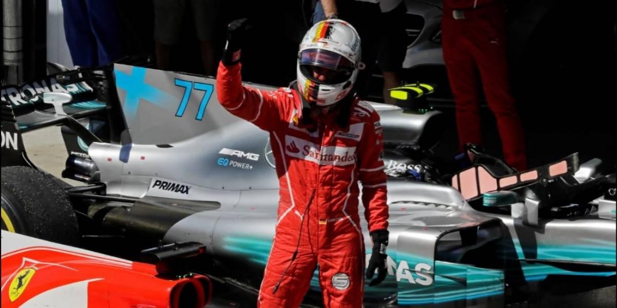 Vettel vence com show de Hamilton; Massa é sétimo em sua despedida do GP do Brasil