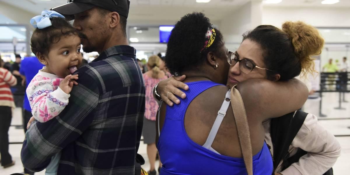 Buscan ayudar a puertorriqueños refugiados en Florida