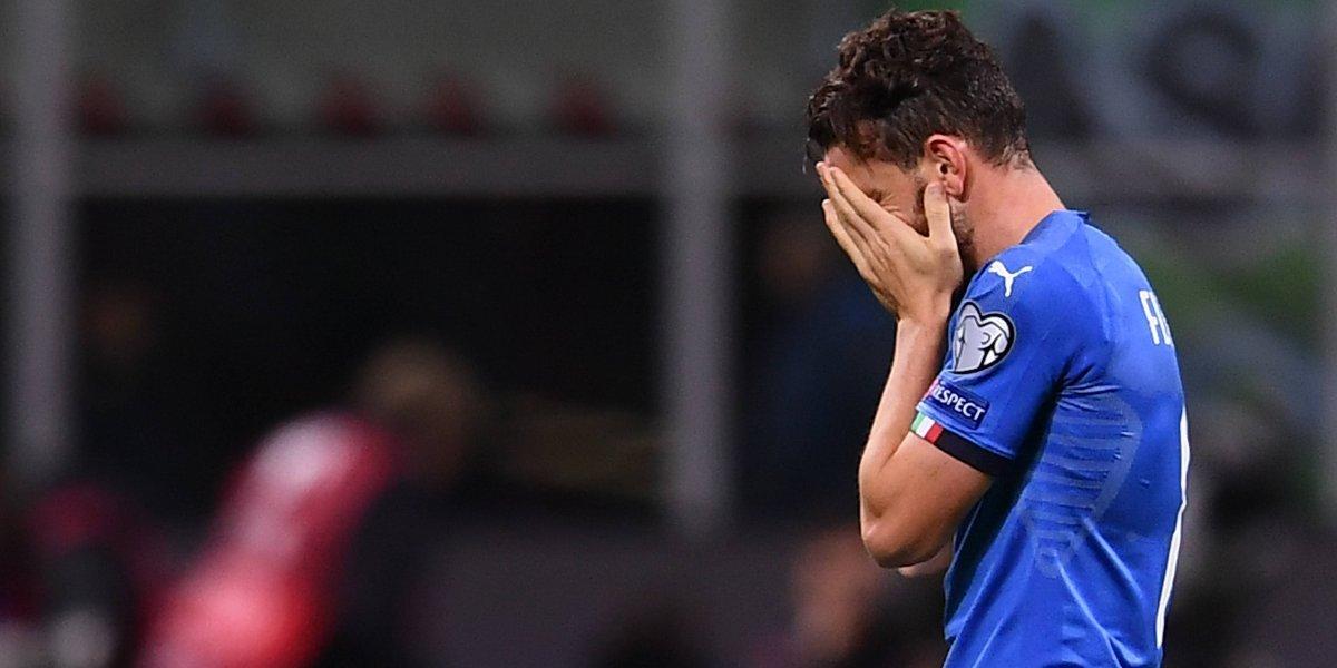 """""""Apocalipsis"""" y """"desastre"""": la prensa italiana llora por la eliminación del Mundial"""