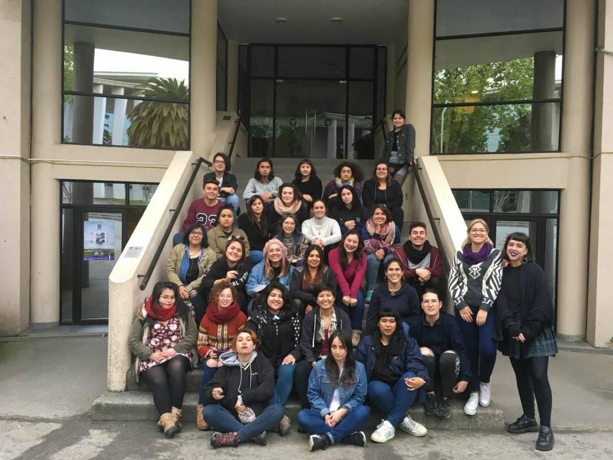 Primer encuentro Coordinadora Feminista Universitaria