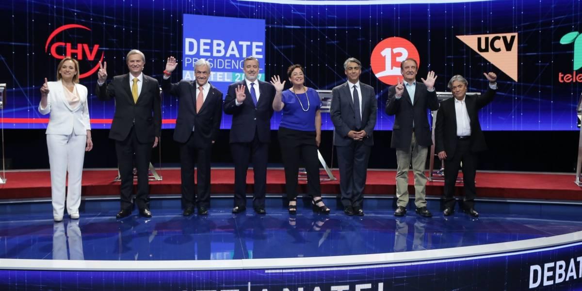 ¿Y si el rating fuera votos? El desempeño de los candidatos en TV