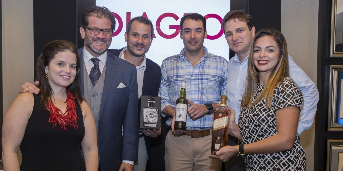 Diageo introduce nuevos productos al mercado dominicano