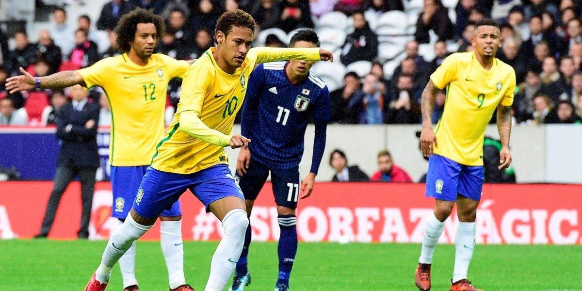 Neymar y compañía darán show en el mítico Wembley de Inglaterra