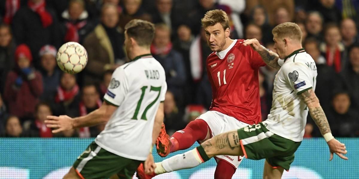 Irlanda y Dinamarca definen el último cupo europeo en el Mundial