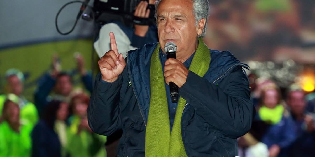 CNE ratificó a Lenín Moreno como presidente de Alianza PAIS