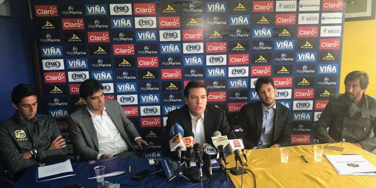 Everton se lanza contra gobernador de Valparaíso y lo acusa de recibir presiones de Blanco y Negro