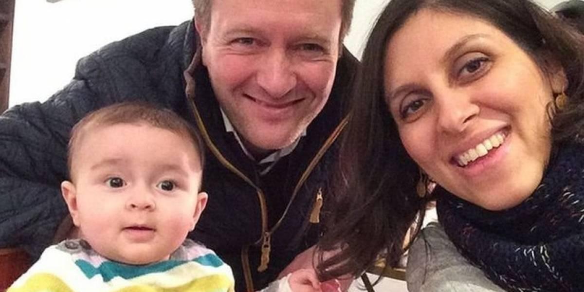 El dramático caso de Nazanin Zaghari-Ratcliffe, la madre británica encarcelada en Irán acusada de planear derrocar al gobierno