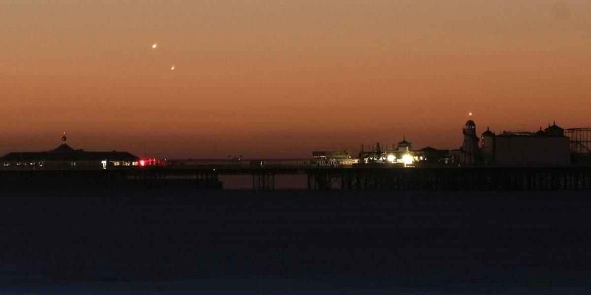 El impresionante espectáculo que Venus y Júpiter, los dos planetas más brillantes del Sistema Solar, le regalaron a los madrugadores del hemisferio norte