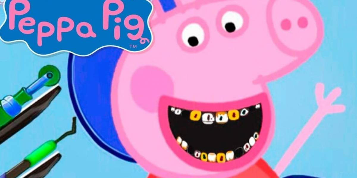 """Los perversos videos de """"Peppa Pig"""" y otras versiones macabras de dibujos animados que YouTube ya no dejará ver a los niños"""
