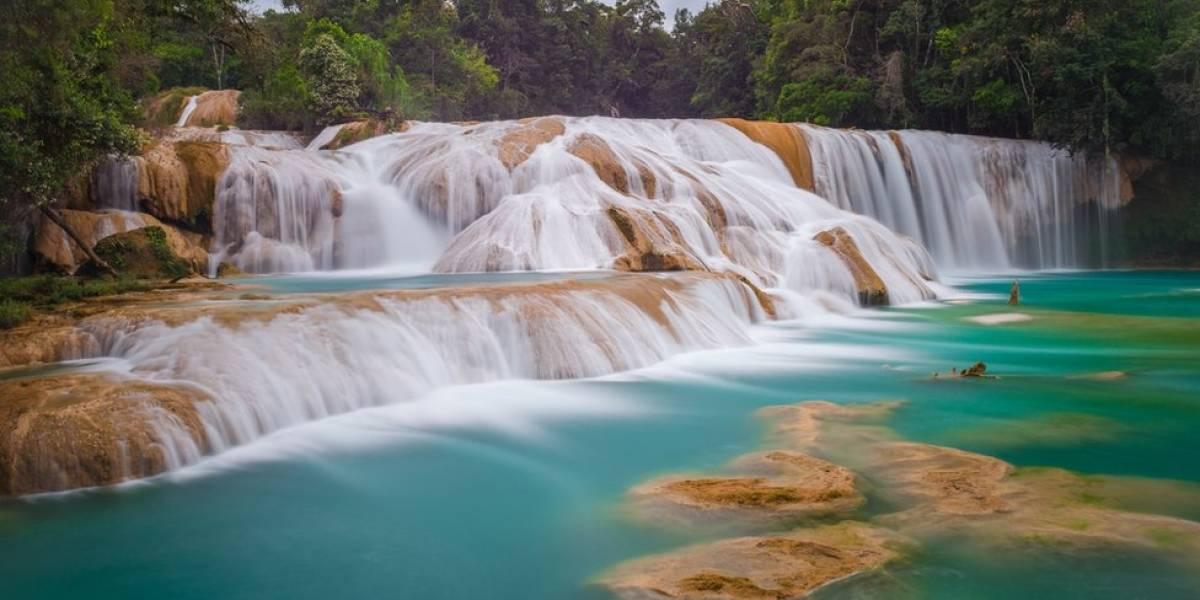 La razón de la repentina desaparición de las icónicas cascadas de Agua Azul de México