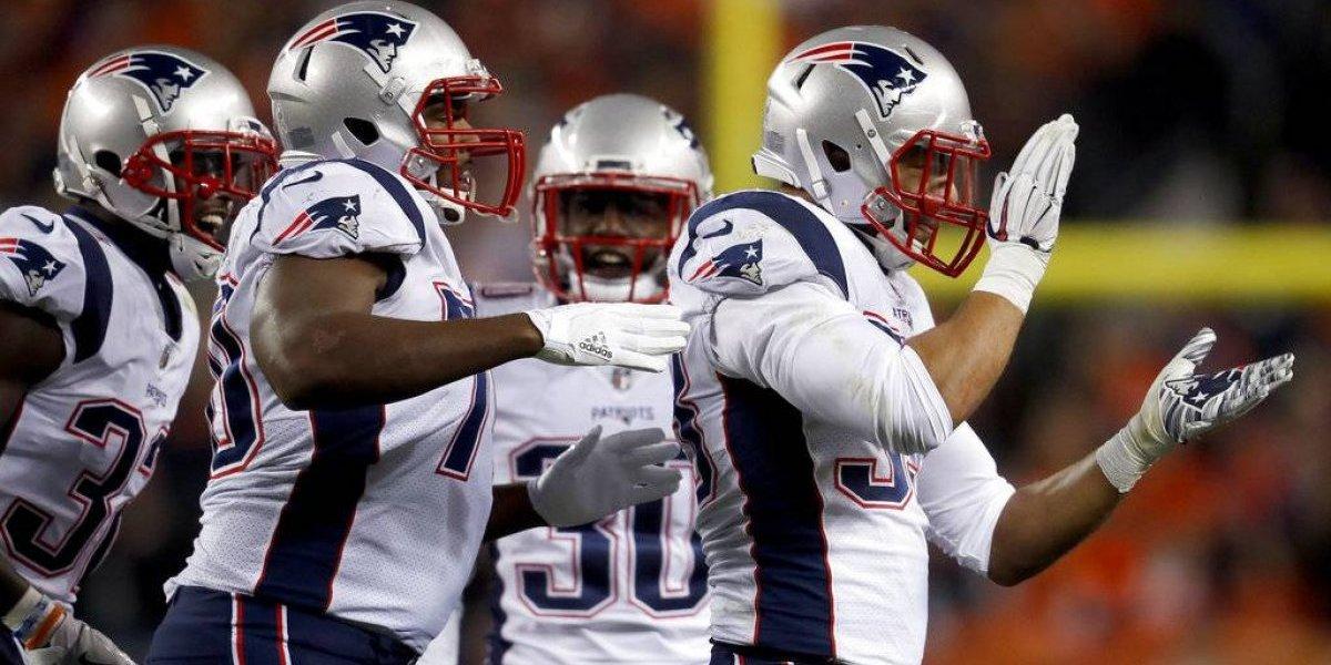 Brady y Patriots propician quinta derrota al hilo de Broncos