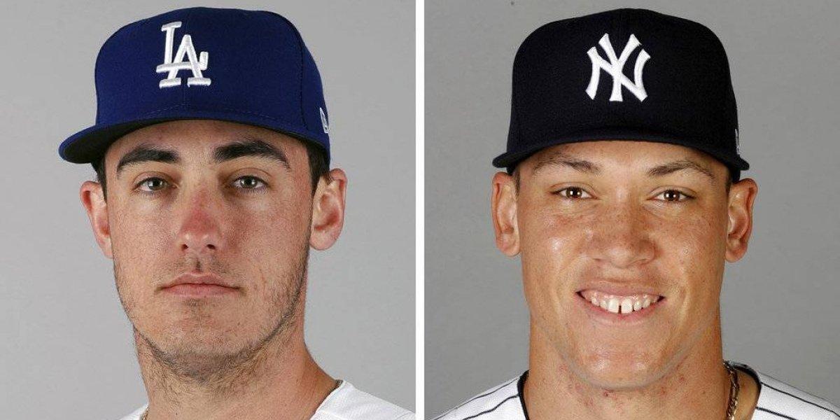 De manera unánime, Aaron Judge y Cody Bellinger son los novatos del año
