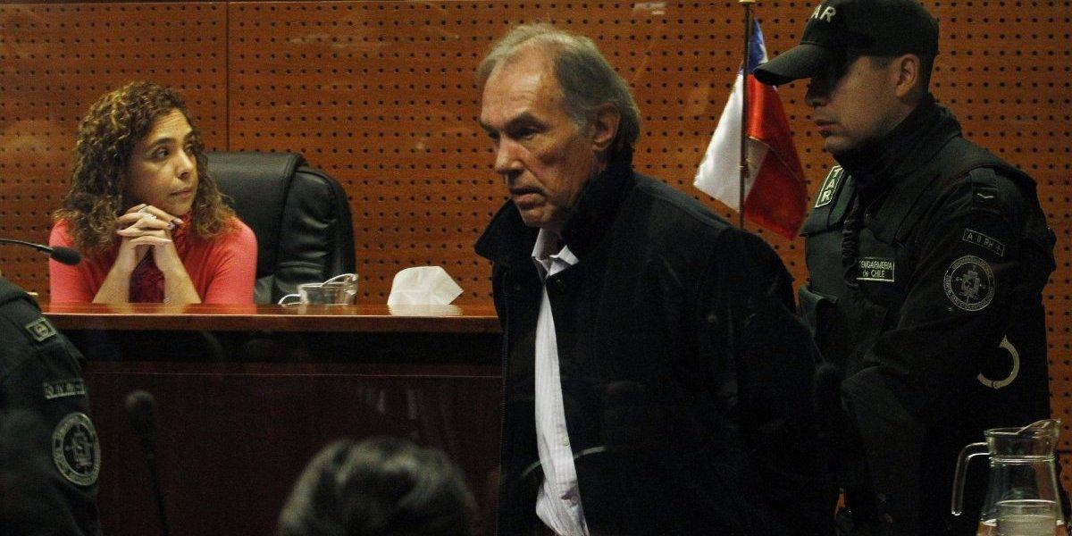 Juzgado de Garantía aplazó reformalización de Jaime Orpis para el 12 de diciembre