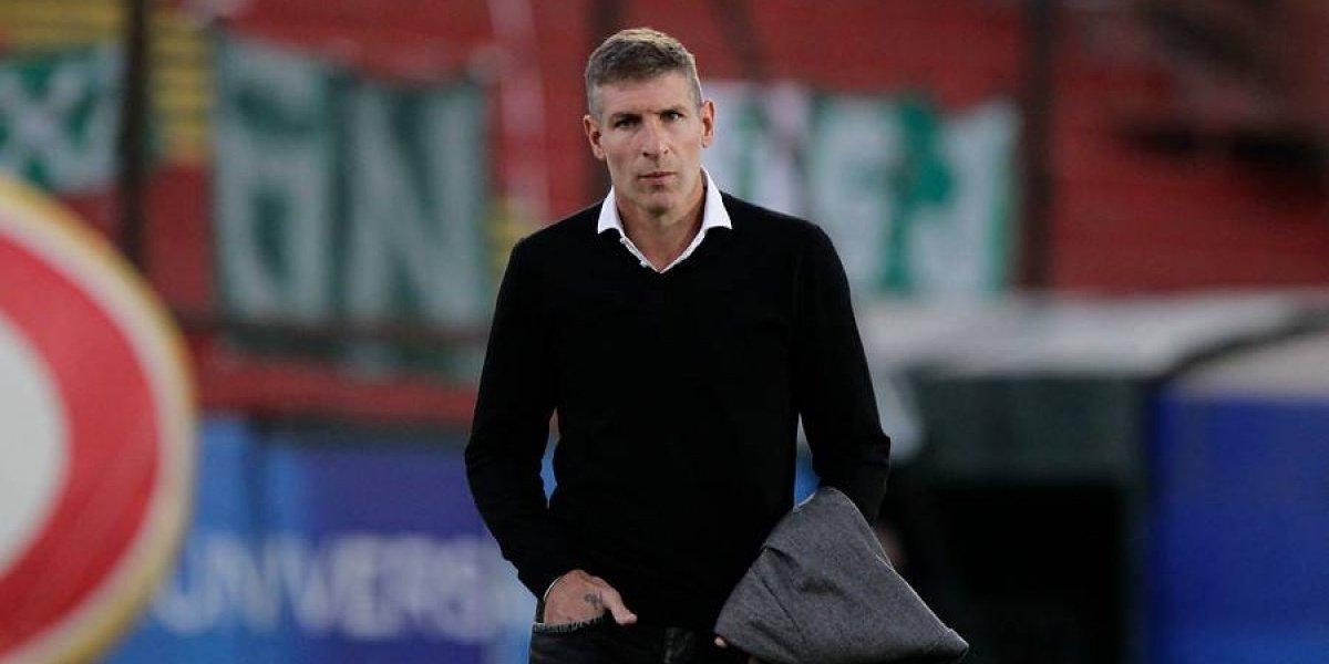 "Martín Palermo se encamina a renovar ""de forma automática"" en Unión Española"
