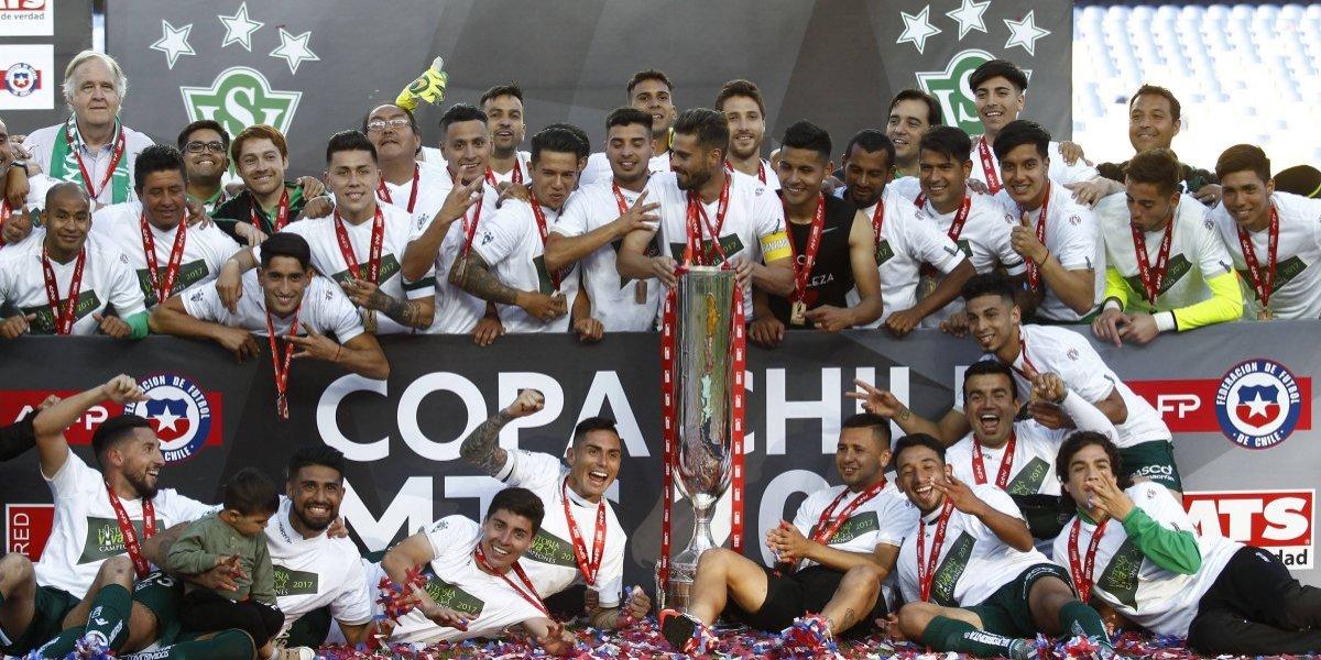 "Wanderers ya proyecta la Libertadores: ""Queremos que futbolistas canteranos jueguen la Copa"""