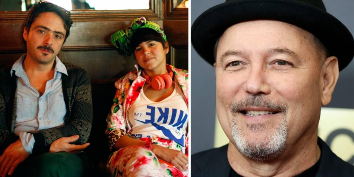 Rubén Blades y Bomba Estéreo actuarán en los Latin Grammy 2017