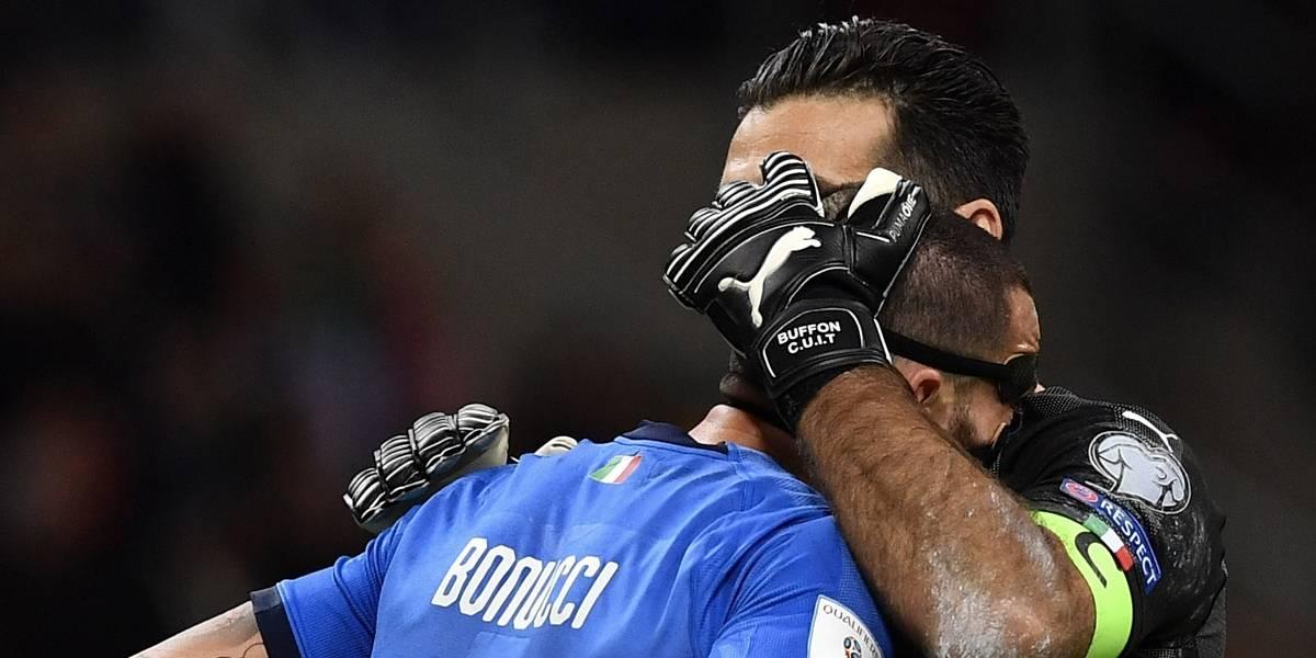 Itália fica fora da Copa do Mundo pela primeira vez desde 1958