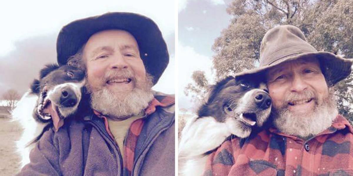 FIlha ensina pai a tirar selfie e ele viraliza na internet