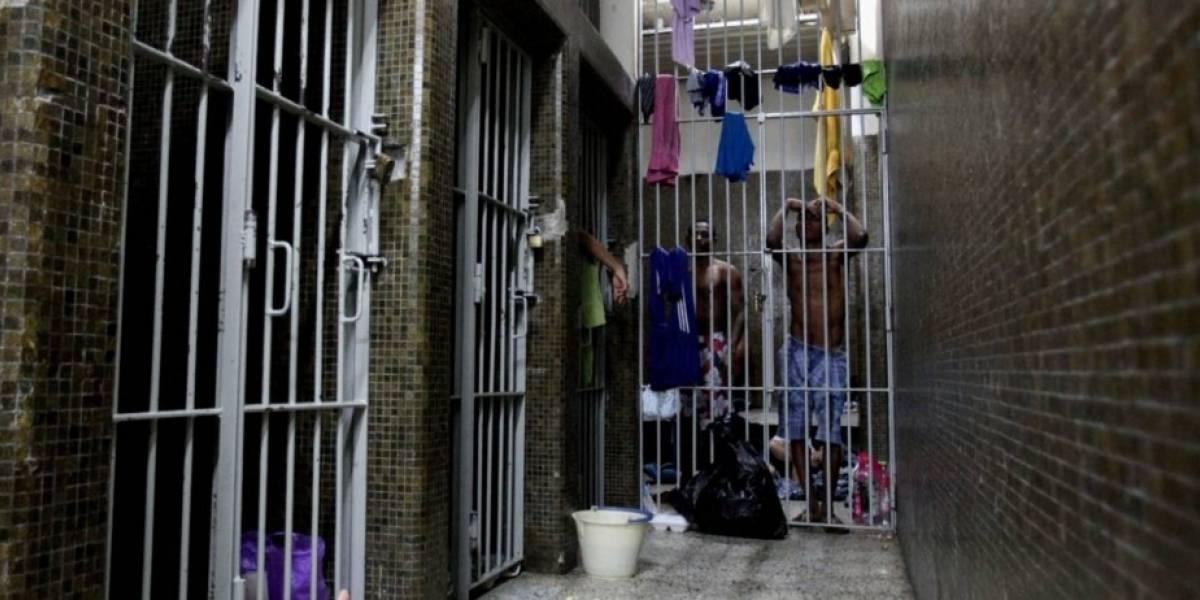 Nueva fuga de presos de URI de Bogotá causa temor; y esta vez dejó tres heridos