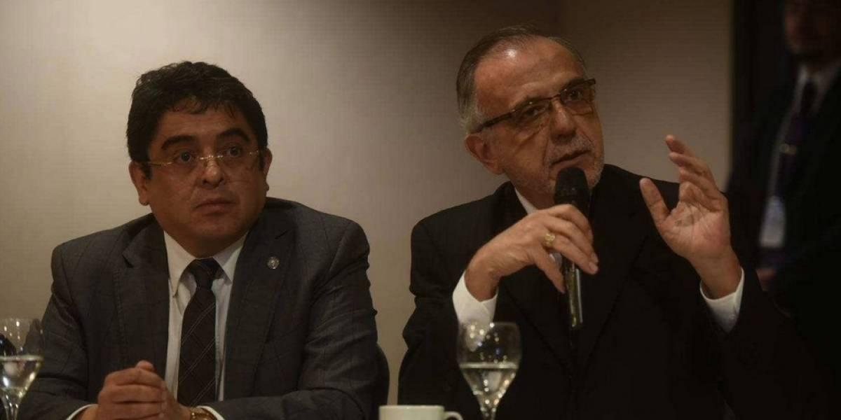 Esto es lo que sabe Velásquez de la reunión del gobierno con la ONU por mandato de CICIG