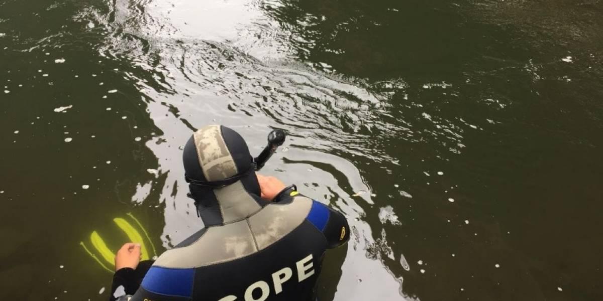 Hallan cuerpo de joven de 15 años en La Araucanía: el domingo fue a bañarse al río y se lo llevó la corriente
