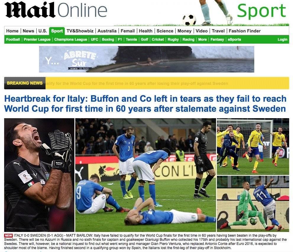 Daily Mail - Inglaterra