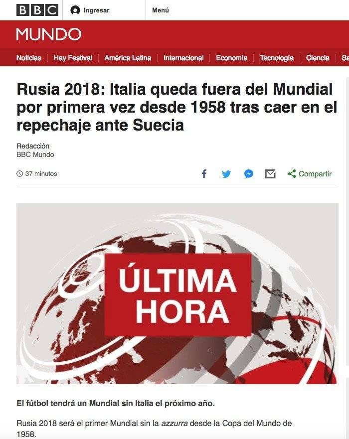 BBC Mundo - Inglaterra
