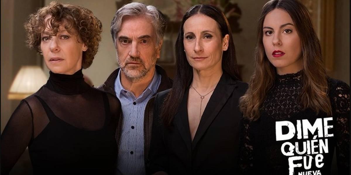 """""""Dime quién fue"""": Claudia di Girólamo y el regreso de Paulina Urrutia marcan el estreno de la teleserie"""