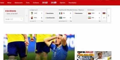 Itália não vai ao Mundial
