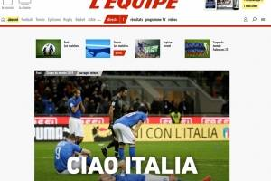 Tchau Itália