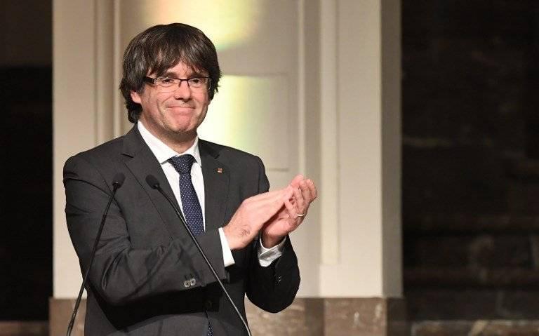 Carles Puigdemont, destituido presidente catalán