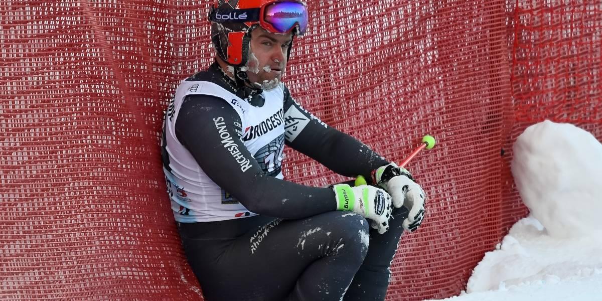 Muere esquiador francés mientras entrenaba