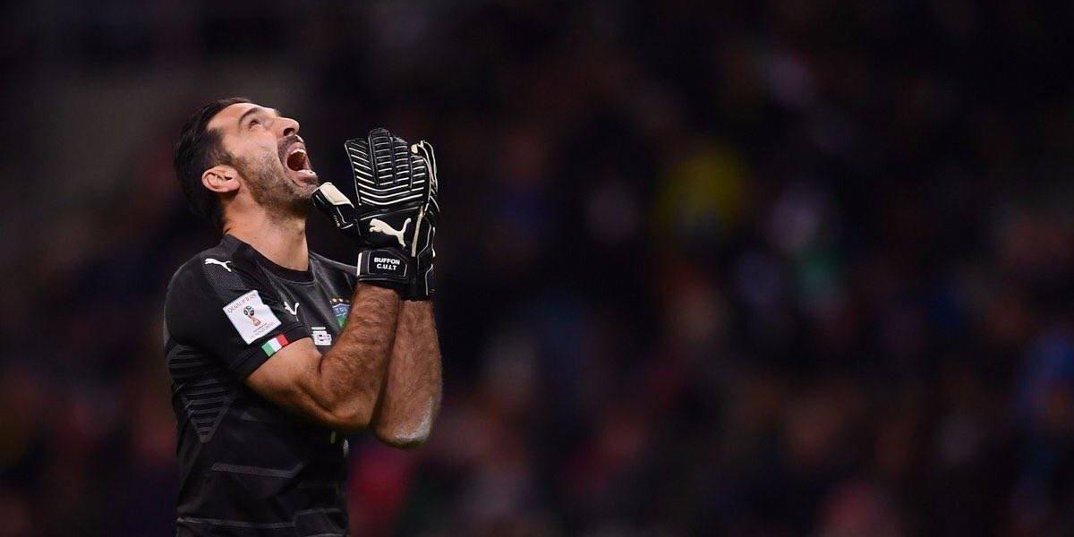 No es casualidad que Italia no asista al Mundial de Rusia 2018