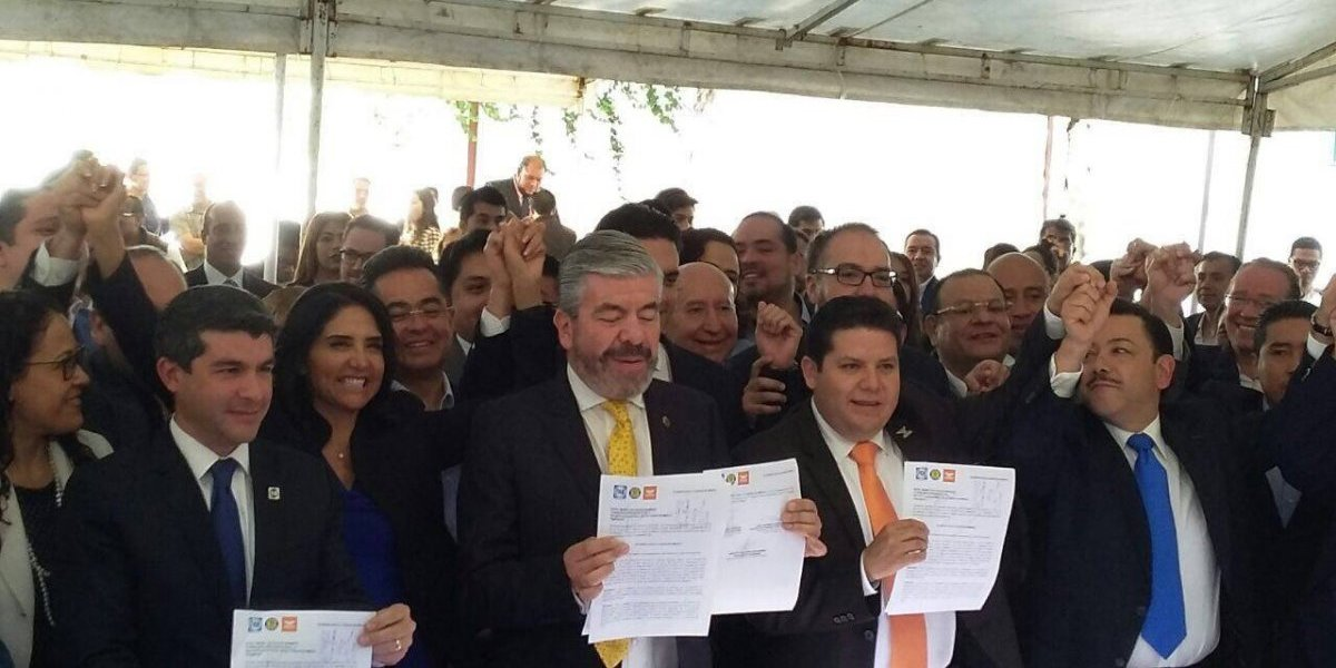 Frente Ciudadano en la CDMX con más discrepancias que coincidencias