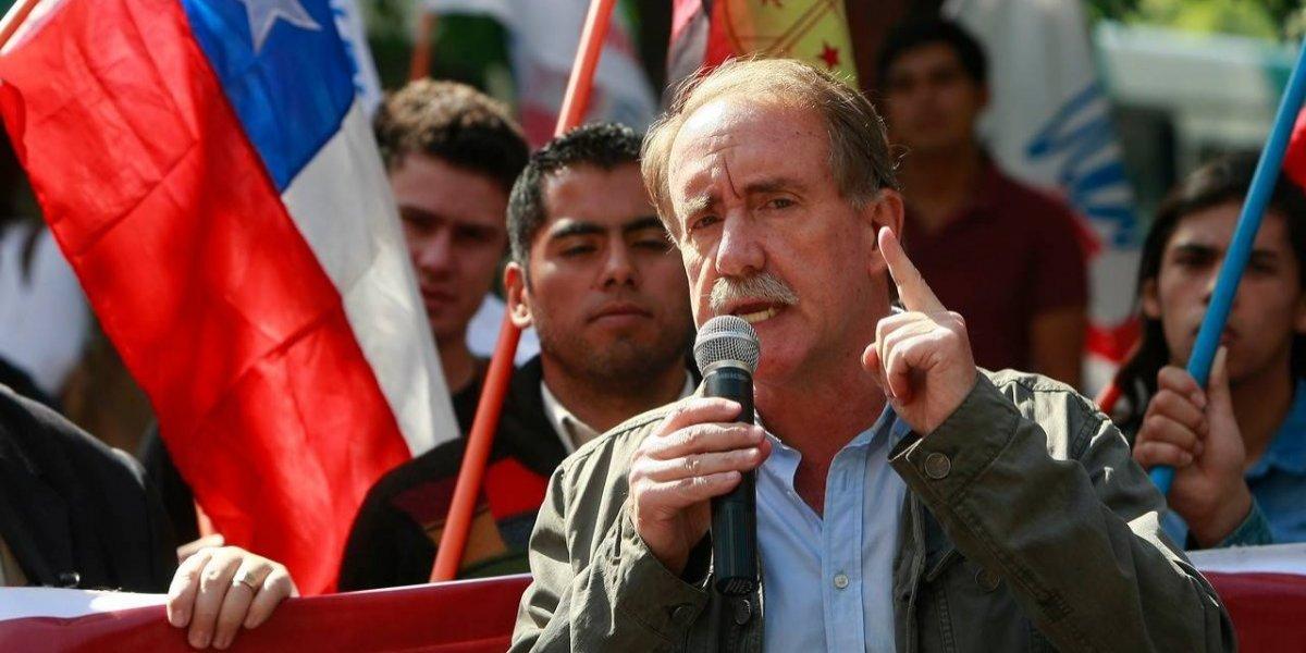 Eduardo Artés recibió sólo $46 mil en aportes para campaña: no siente pena sino que orgullo y esta es la razón