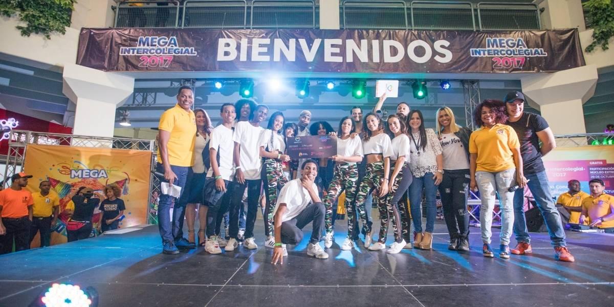 """Liceo San Vicente de Paúl gran ganador del """"MegaDance Challenge"""""""