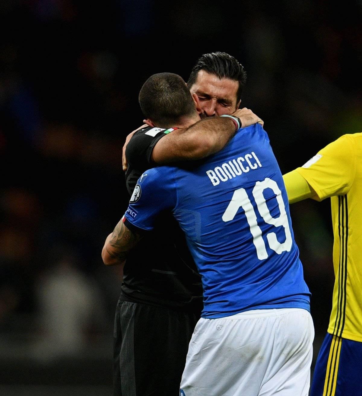 Italia llora no estar en Rusia 2018 / imagen: Getty Images