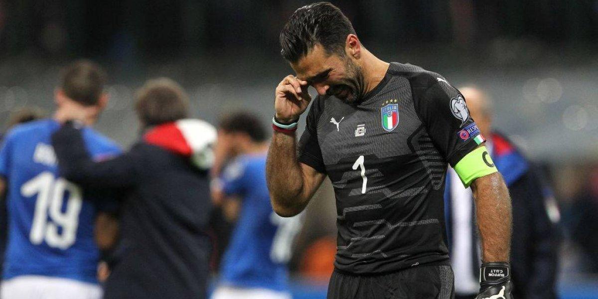Un caballero del fútbol: El último gran gesto de Gianluigi Buffon en la selección italiana