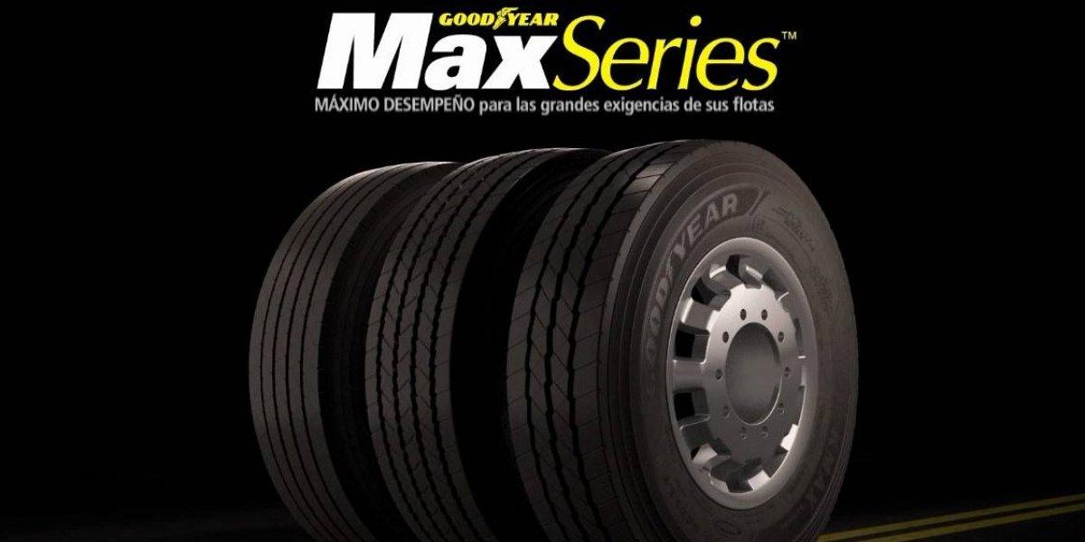 Goodyear presentó su nueva gama de neumáticos para flotas