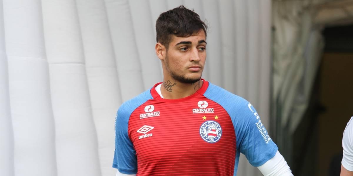 São Paulo mira contratação de goleiro do Bahia para a próxima temporada