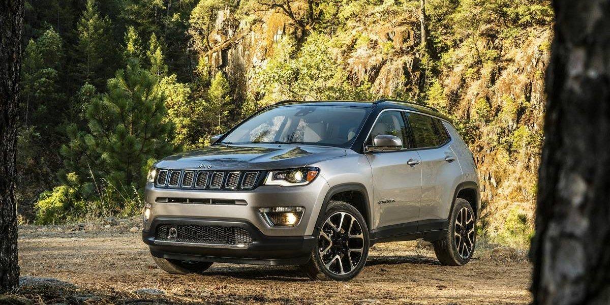 Aterriza en Chile el totalmente nuevo y mejorado Jeep Compass