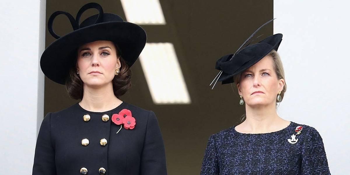 Acha que Kate Middleton radicalizou no corte de cabelo? Não é bem assim...