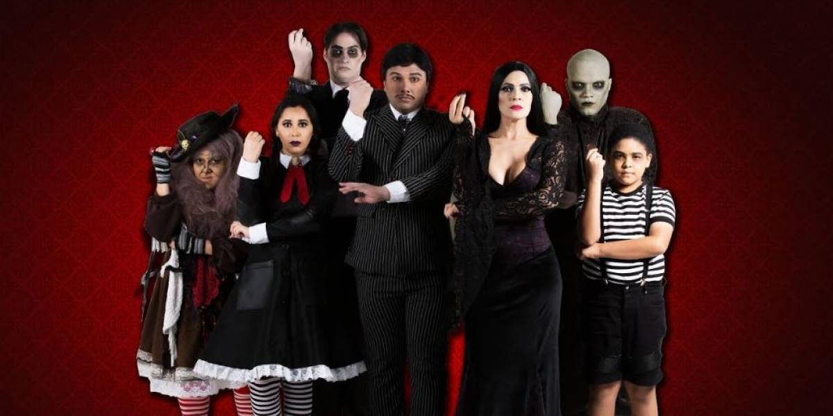 """La Familia Addams"" continúa este fin de semana"