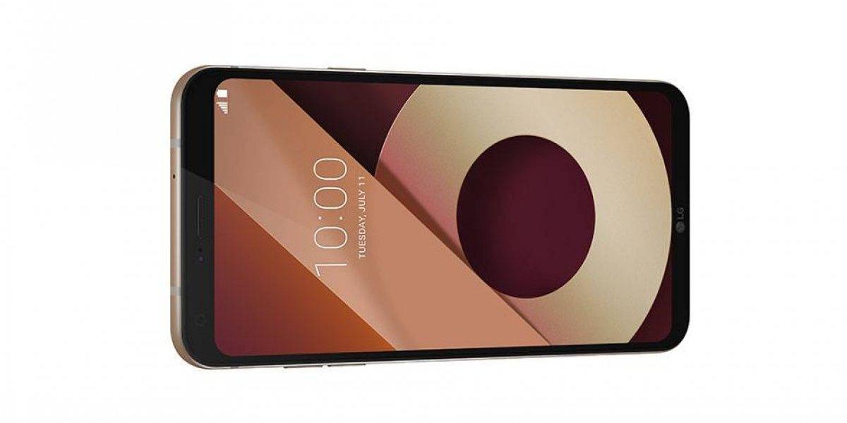 LG presenta un teléfono premium de muy bajo costo