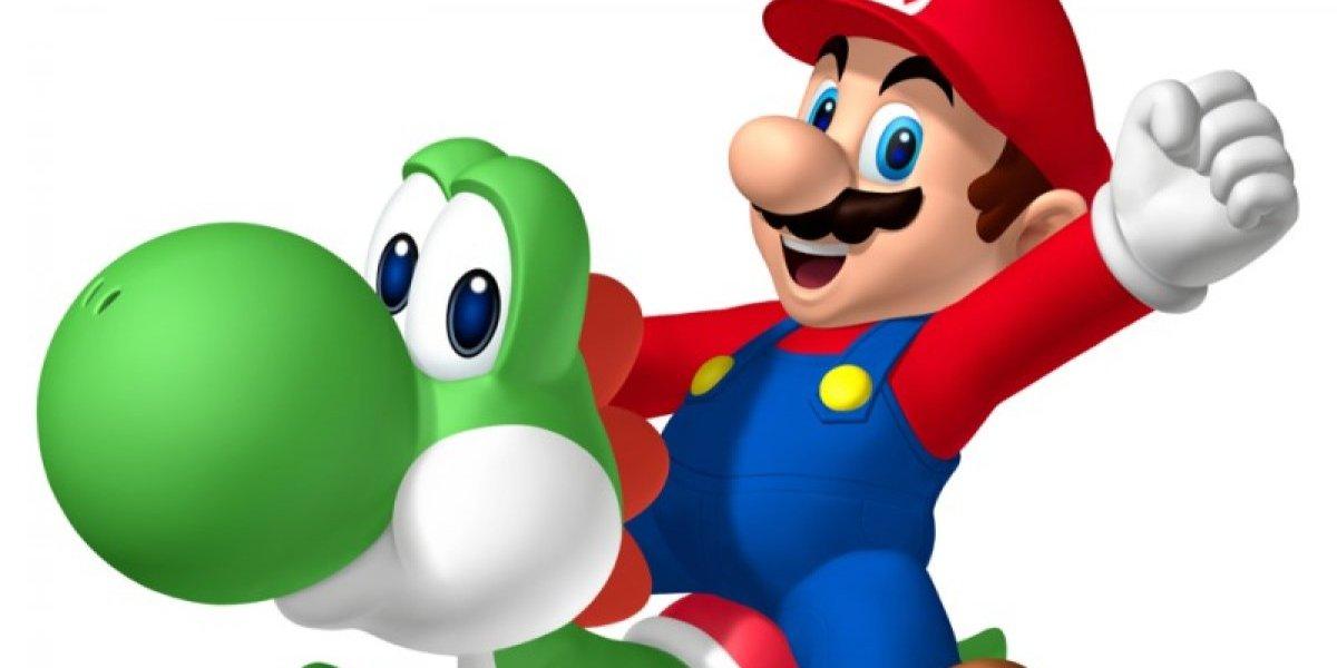 Nintendo planea una película animada de Super Mario Bros