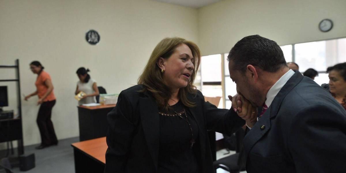 Se vuelve a suspender la audiencia a exdirectora policial Marlene Blanco Lapola
