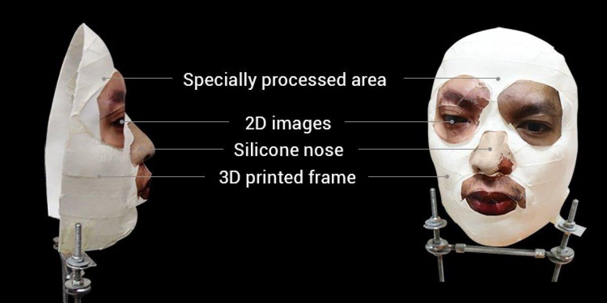 Una máscara logra engañar el Face ID de iPhone X